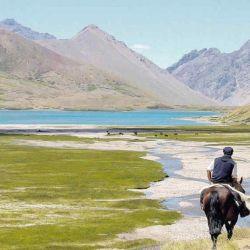 Descubriendo Valle Hermoso es una travesía de tres días a caballo hasta llegar a uno de los lugares más bellos que nos ofrece esta zona de la cordillera.