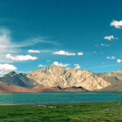 En Las Leñas se puede respirar el aire puro de la alta montaña.