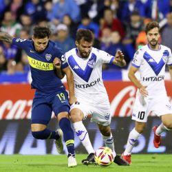 Vélez vs Boca
