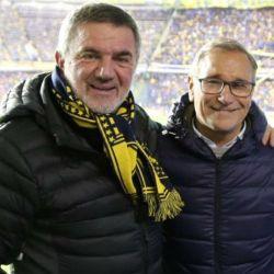 José Beraldi y Royco Ferrari