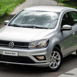 3° Volkswagen Gol Trend, 1.064 unidades patentadas en octubre de 2019.