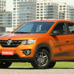 6° Renault Kwid, 959 unidades patentadas en octubre de 2019.