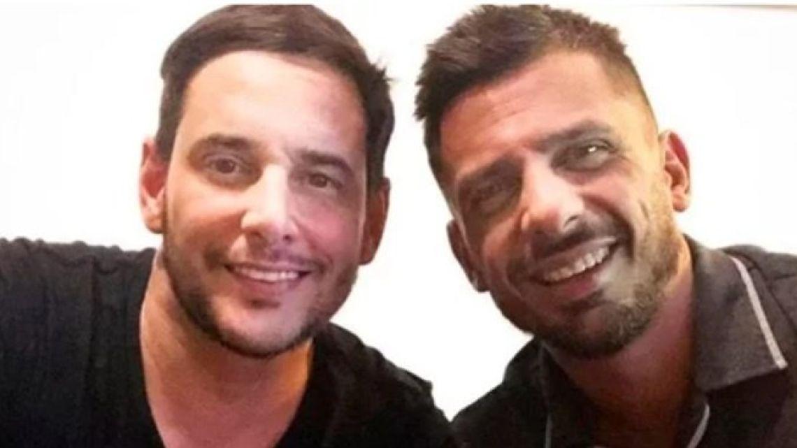 Se casa Rodrigo Lussich con Juan Pablo Kildoff