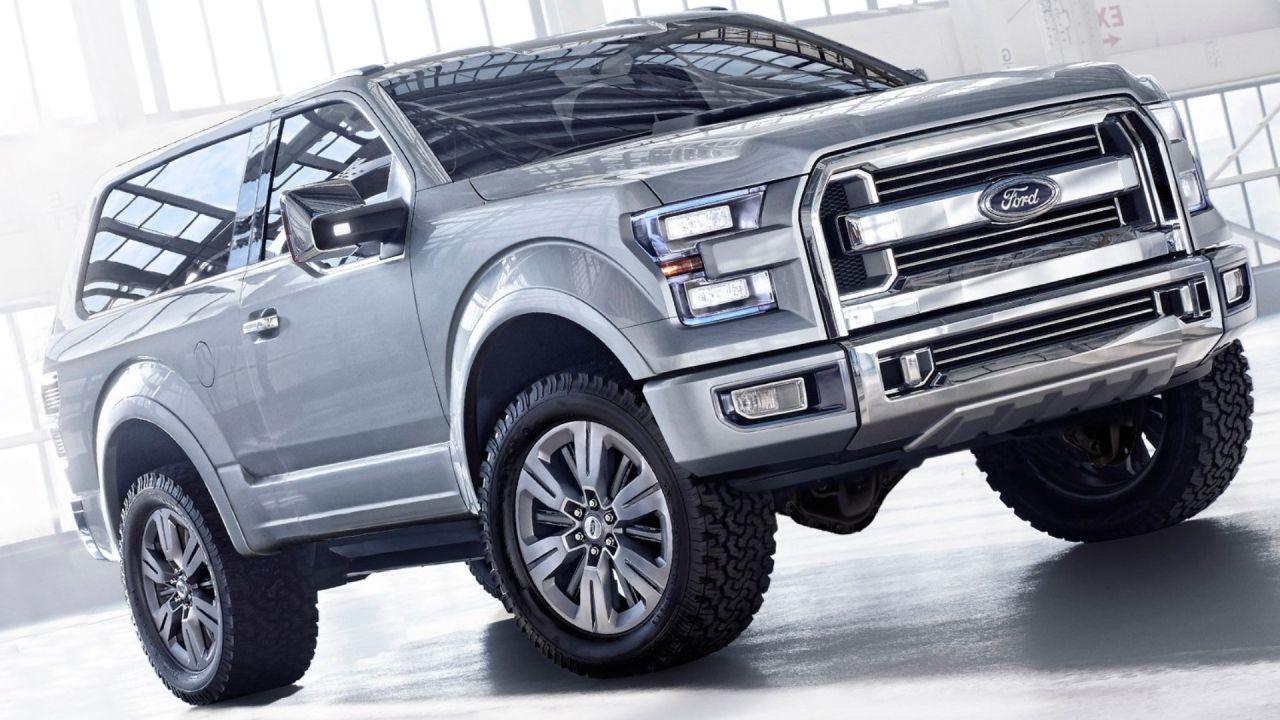 2020 Ford Svt Bronco Raptor Engine