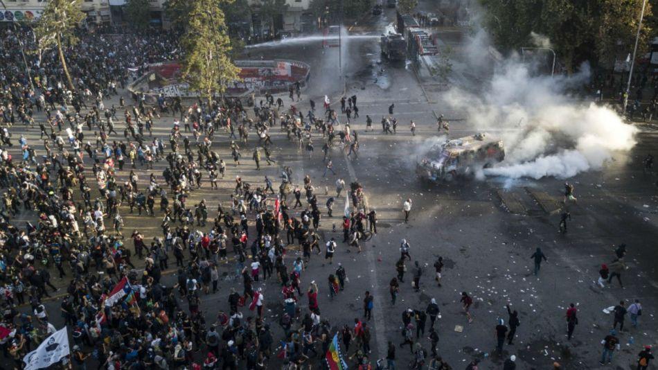 protestas en chile 1112019