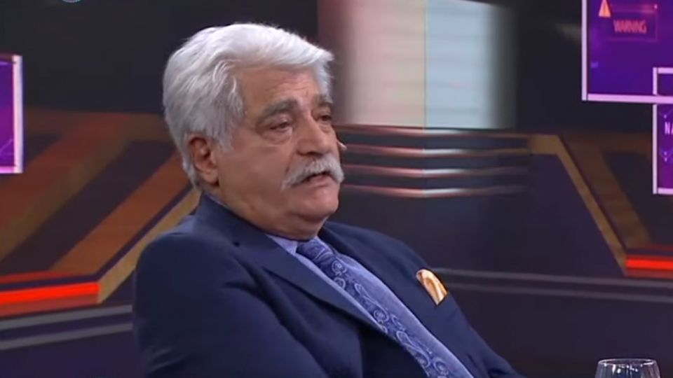 El periodista y escritor Jorge Asís