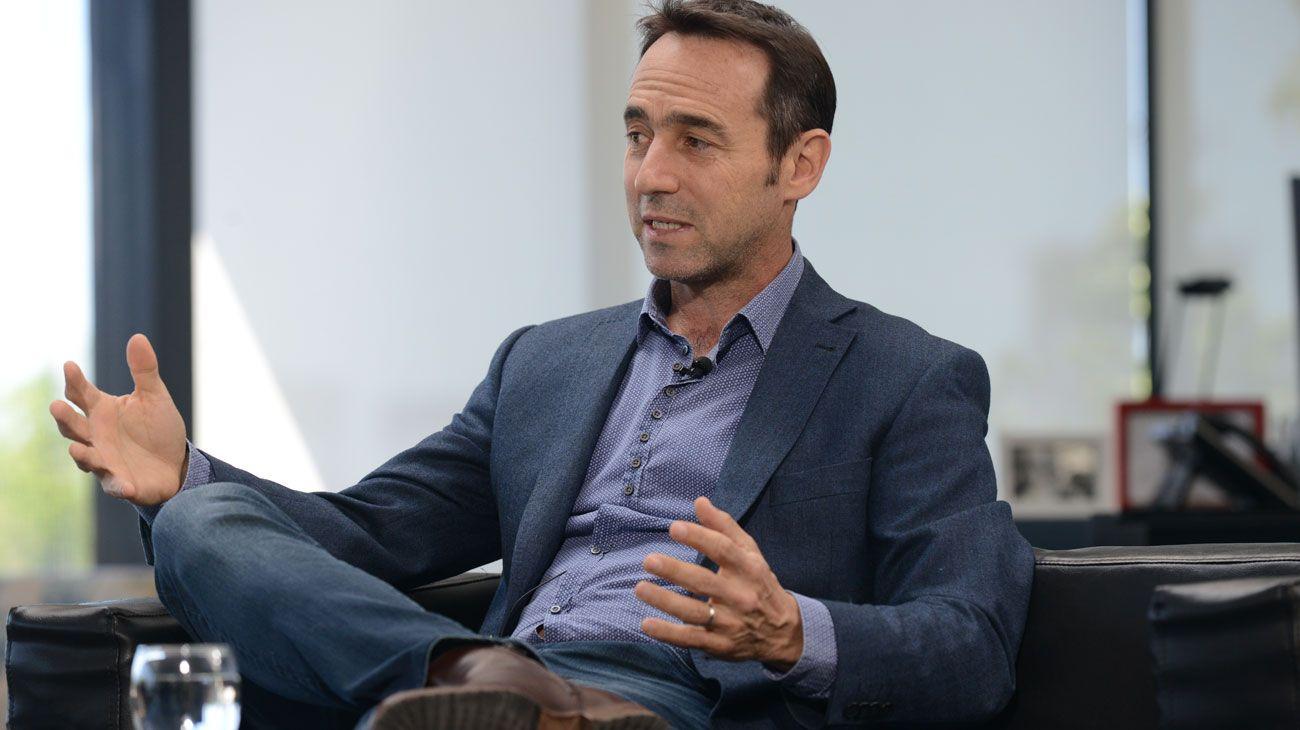 """Marcos Galperin, CEO de Mercado Libre: """"Las grandes crisis nos ayudaron"""""""