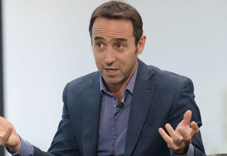 Marcos Galperin entrevista con Jorge Fontevecchia