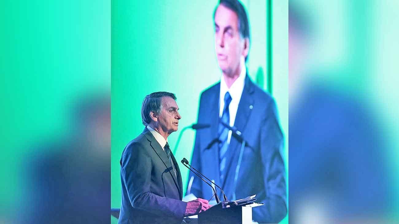 Hecho realidad. En una campaña, Bolsonaro pasó de ser un marginal de la política a presidente.