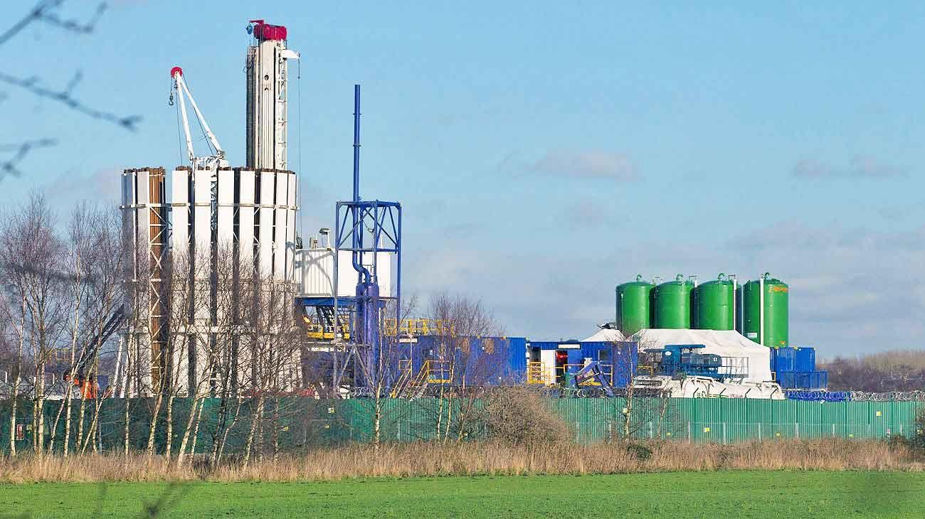 El gobierno británico suspendió el fracking por temor a los sismos