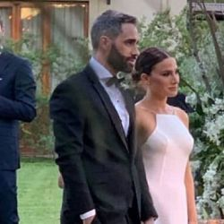 VIDEO | Toda la intimidad del casamiento de El Pollo Álvarez y Tefi Russo