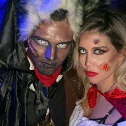 Wanda Nara y Mauro Icardi, apasionados con disfraces muy sensuales