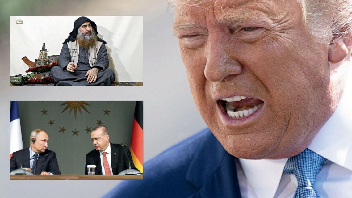 Donald Trump y una jugada sospechosa