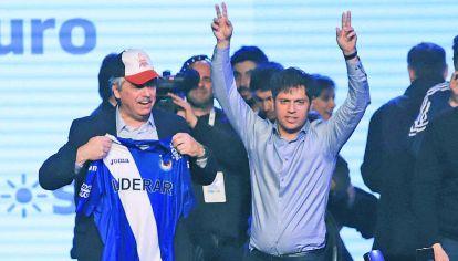 Todos. Si no hay buena sintonía con Kicillof los intendentes irán directamente a Alberto Fernández.