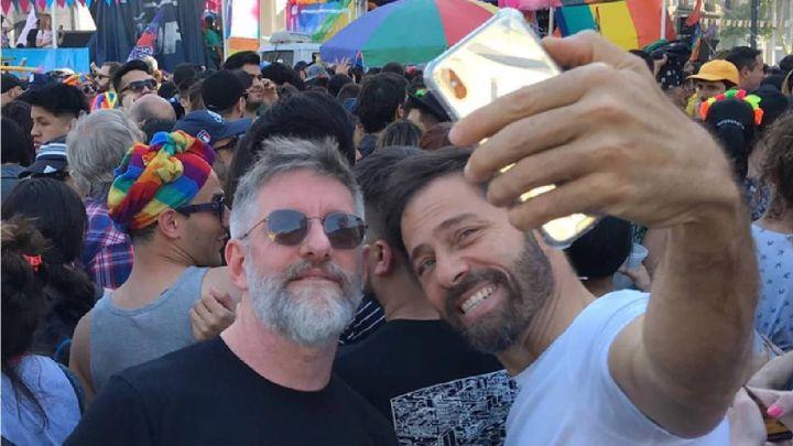 """Luis Novaresio: """"Me gustó compartir mi historia de amor y felicidad"""""""
