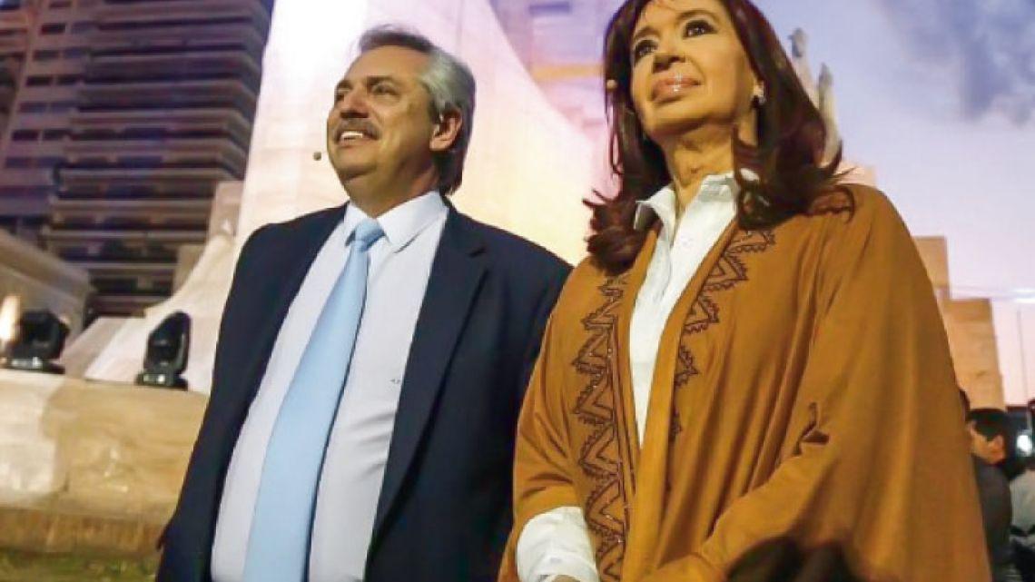 Alberto Fernández se reunió con Cristina Kirchner: transición, gabinete y Congreso