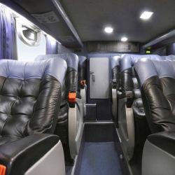 Aunque se compren los pasajes con descuentos, los servicios regulares que correspondan a ese ticket estarán asegurados.