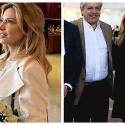 Fabiola Yanéz cautivó México tras ser convertirse en la Primera Dama argentina