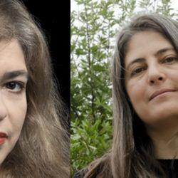 Las escritoras argentinas Mariana Enríquez y Selva Almada | Foto:Cedoc