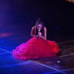 Las mejores fotos del recital de Tini en el Arena de Movistar