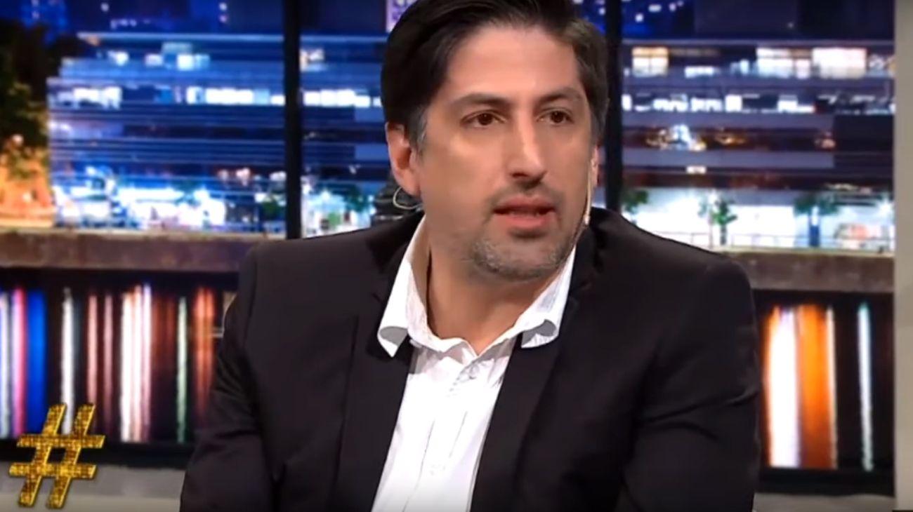El coordinador de los equipos técnicos del Frente de Todos, Nicolás Trotta