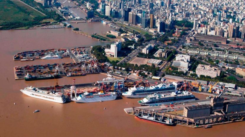 El Puerto de Buenos Aires