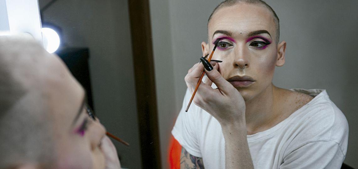 Descubrí a Vixt Greenville la drag queen protagonista de Sex Virtual