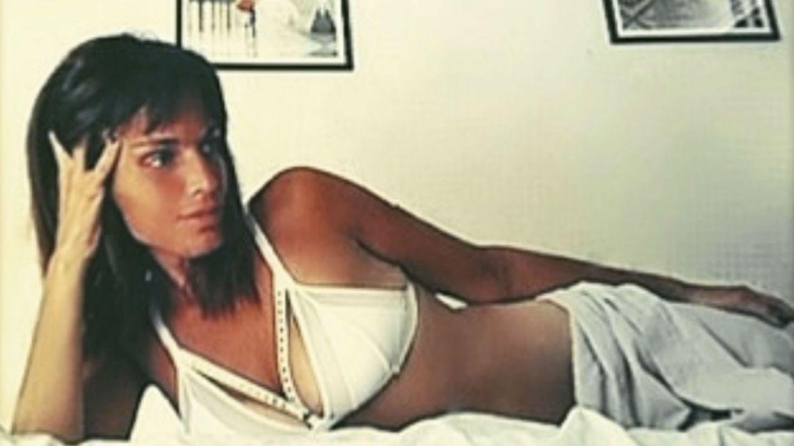 Verónica Monti, la novia de Sergio Denis, cumplió años y lo celebró con una foto hot