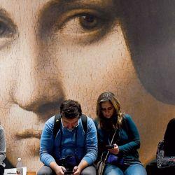 Leonardo Da Vinci | Foto:Gentileza Museo del Louvre