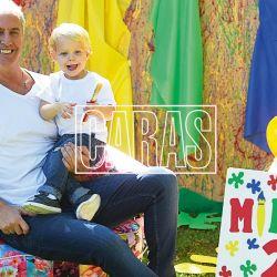 Marley contó que hace con todo el dinero que recibe su hijo, Mirko