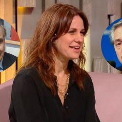 Pichetto, Nancy Dupláa y Alberto F.