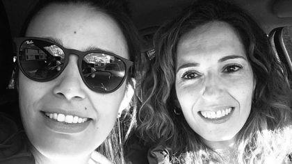 Resultado de imagen para Rocío García, exnuera de Cristina Kirchner, blanqueó en las redes su relación con su Novia