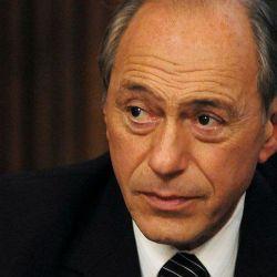 Eugenio Zaffaroni. | Foto:Cedoc.