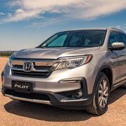 El nuevo Honda Pilot llegará entre fines de enero y principios de febrero.