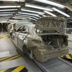 En octubre de este año se fabricaron en la Argentina 31.834 vehículos.