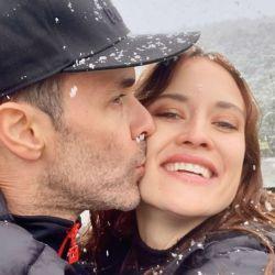 Mariano Martínez y Camila Cavallo