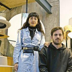 Natalia Daphne y Nahuel Borges se enamoraron y crearon Made in Chola