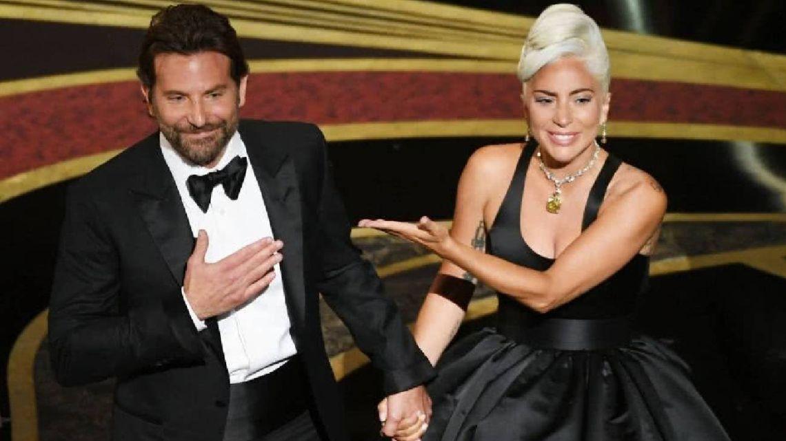 Lady Gaga habló de su romance con Bradley Cooper
