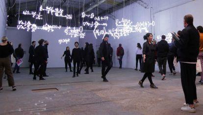 Art Weekend Buenos Aires. Tres circuitos en tres días para conocer el arte contemporáneo.