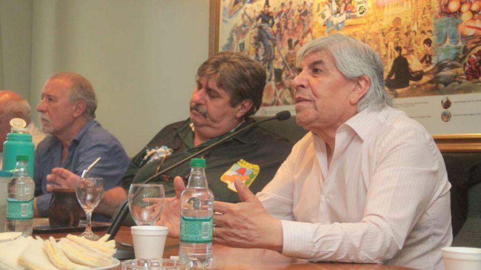 Reunión del Frente Sindical en Smata