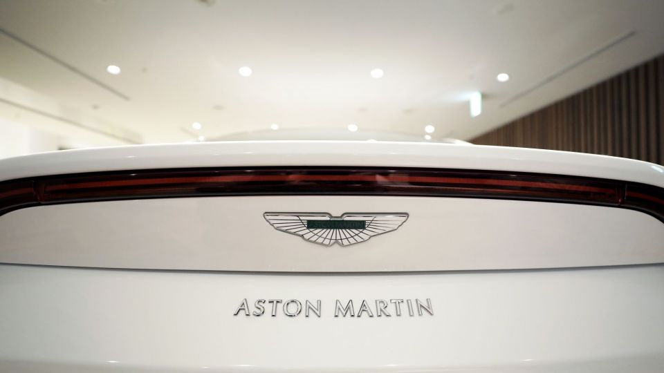 Aston Martin Lagonda Chief Executive Officer Andy Palmer Interview