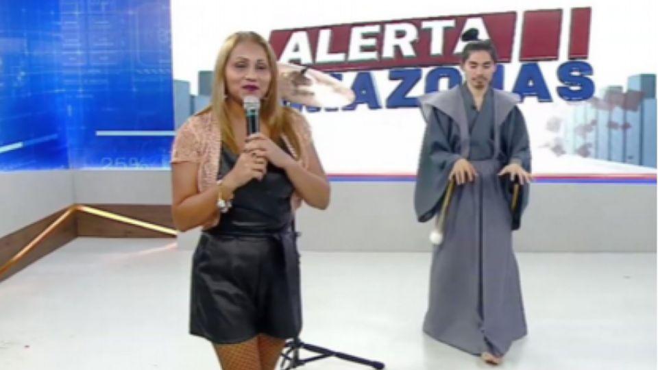 Programa teve Brasil Alerta Amazonas