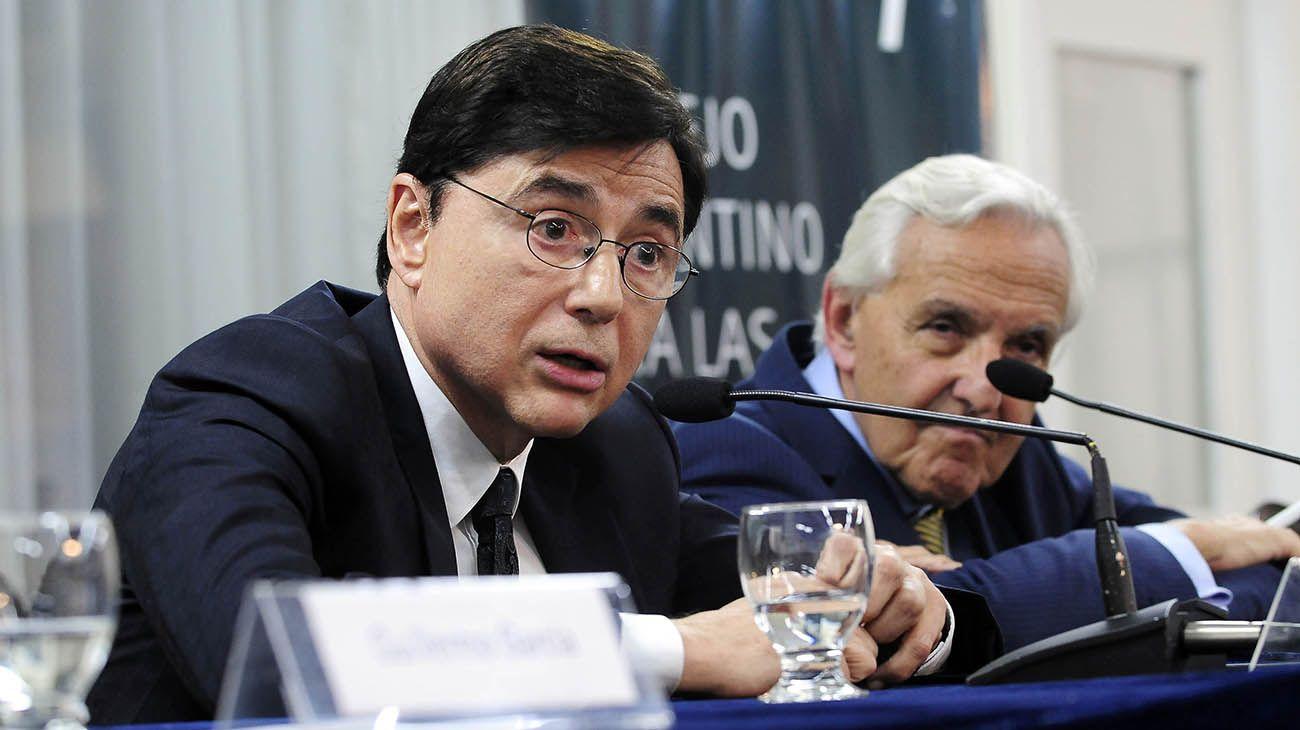 """Ante el CARI, Fontevecchia alertó sobre el grave costo de una """"guerra con Brasil"""""""