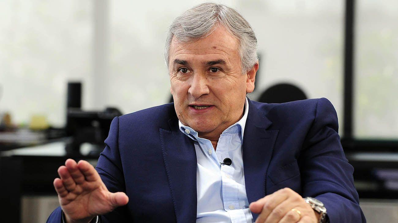 """Gerardo Morales: """"Macri tuvo altura de estadista frente a una ..."""