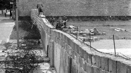 30 aniversario de la caída del Muro de Berlín