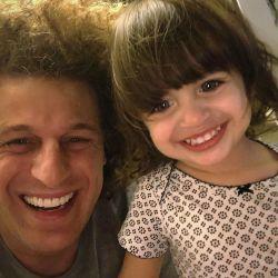 """Darian """"Rulo"""" Schijman, encandilado por su hija Donna, habló de su rol de padre"""