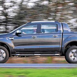 Ford Ranger - Toyota Hilux