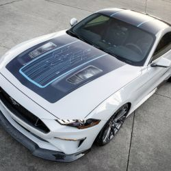 Ford Mustang Lithium.