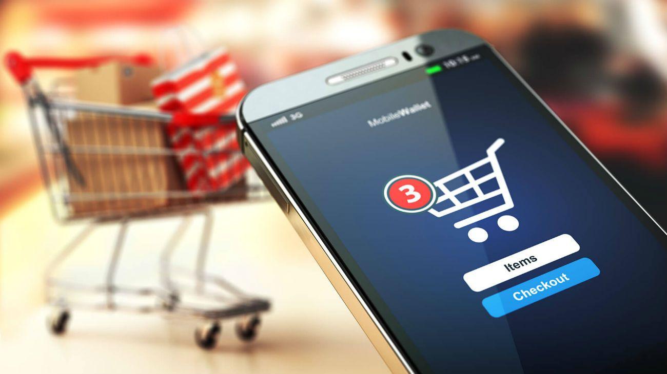 Durante la pandemia se aceleraron los hábitos de compras por canales no tradicionales.