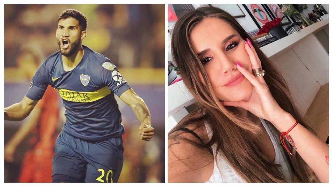 Mica Tinelli y Lisandro López, enamoradísimos en el cumple de Cande Tinelli